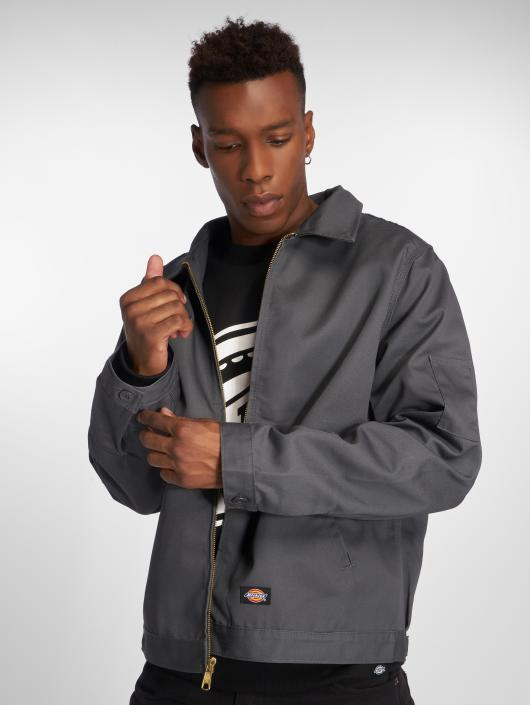 Dickies Lightweight Jacket Unlined Eisenhower gray