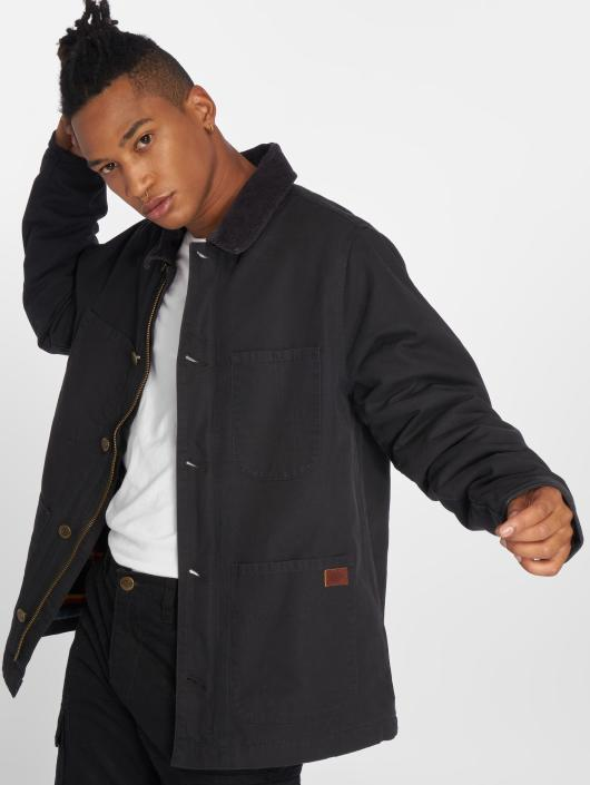 Dickies Homme Manteau 508609 Noir Norwood EY29DHWI