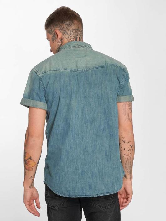 Dickies overhemd Morro Bay blauw