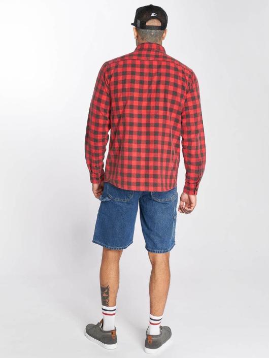 Dickies overhemd Rock Hall rood