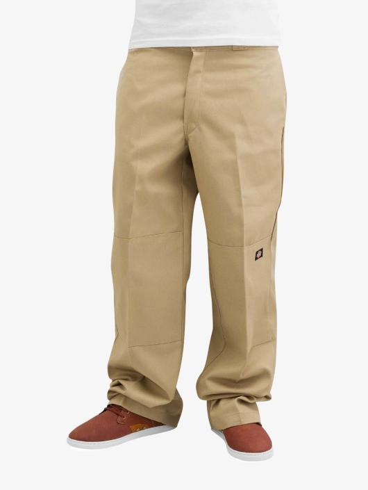 Chino Double Homme Knee Work Dickies Pantalon 11760 Beige zgY1wCCq