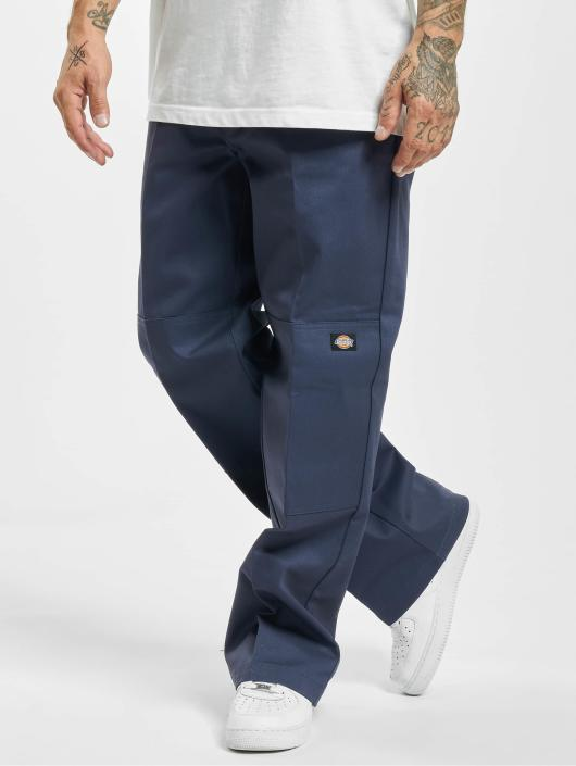 Dickies Pantalon chino Double Knee Work bleu