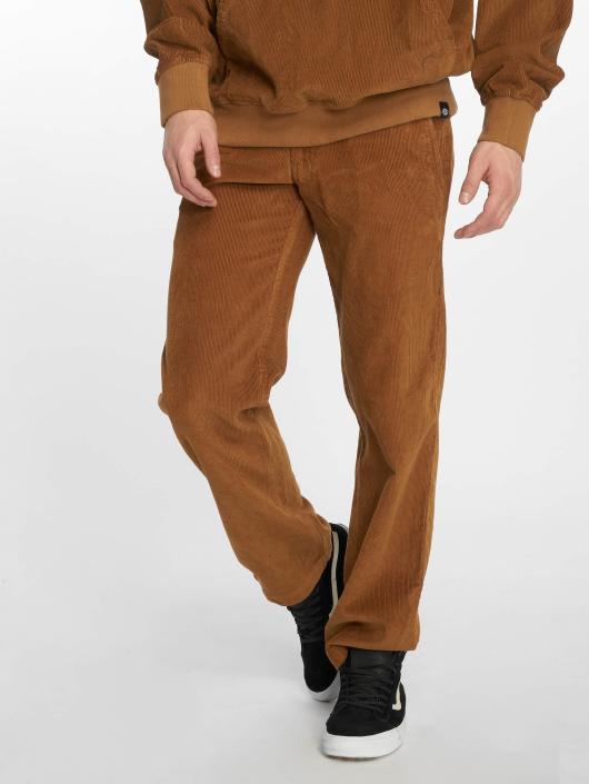 ... Dickies Pantalon chino WP873 Cord brun ... 6d1adf608c6