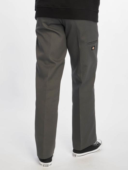 Chino 11769 Dickies Double Pantalon Work Knee Homme Gris hrCsdQt