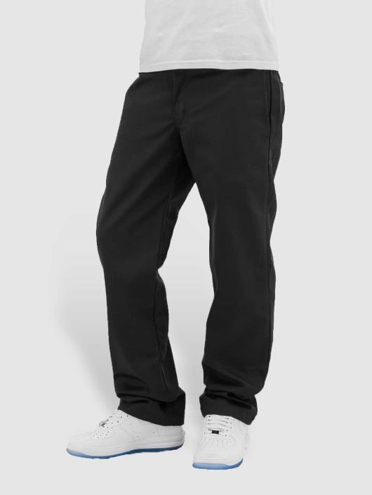 99fc952af46d ... Dickies Pantalon chino Slim Straight Work noir ...