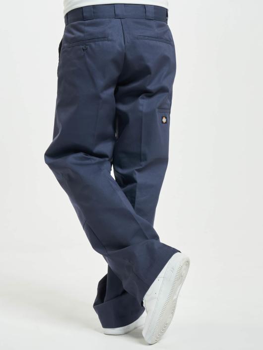 Dickies Pantalone chino Double Knee Work blu