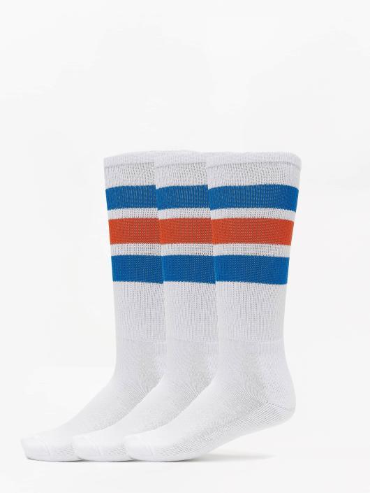 Dickies Ponožky Atlantic City 3-Pack biela
