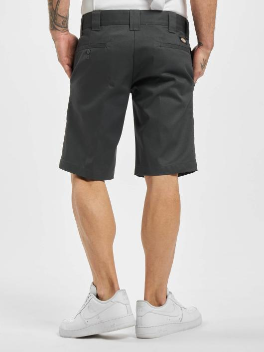 Dickies Short Slim Stgt grey