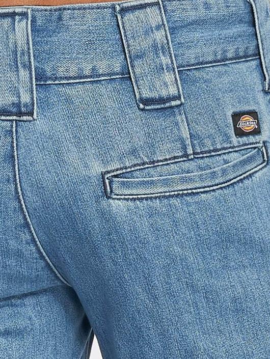 Dickies shorts Denim Work blauw
