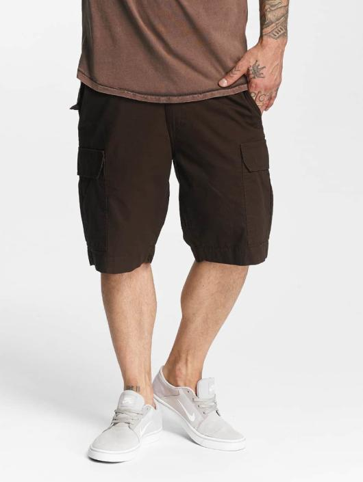 Dickies Shorts New York braun