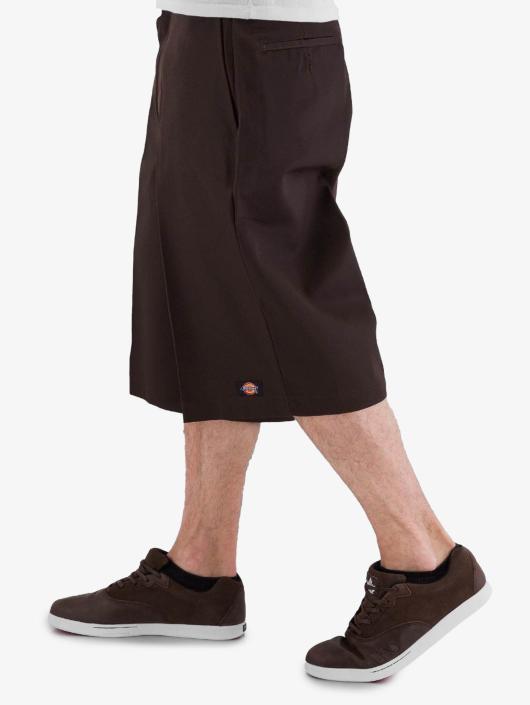 "Dickies Shorts ""13"""" Multi-Use Pocket Work"" brun"