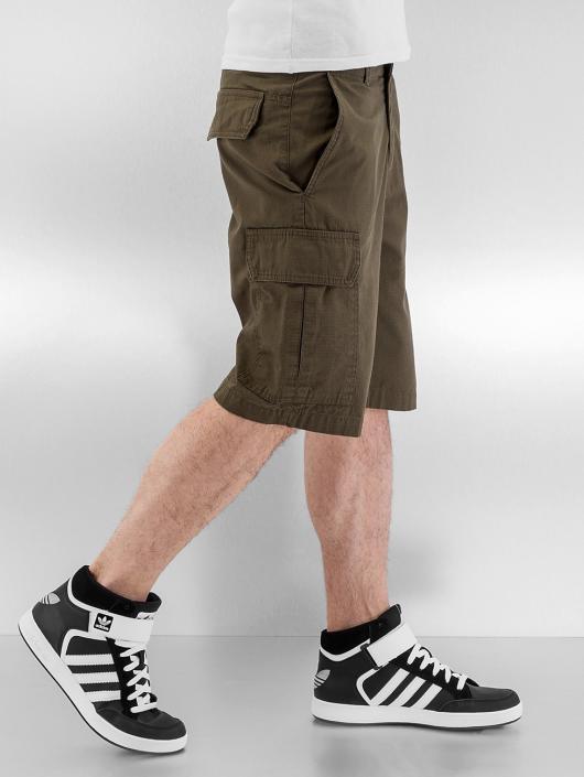 Dickies shorts New York olijfgroen