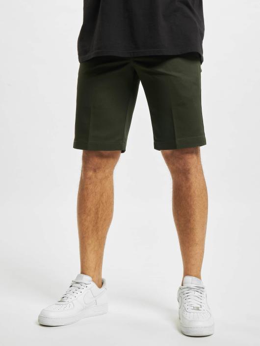 Dickies shorts Slim Straight Work olijfgroen