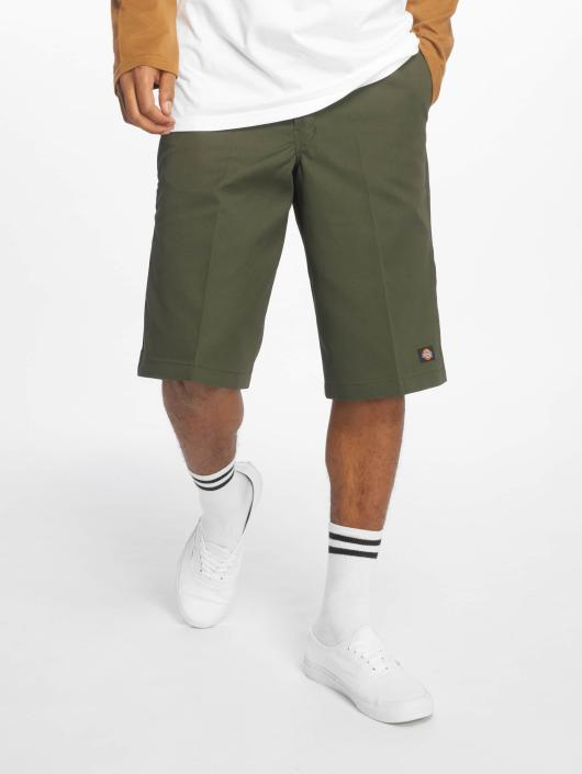 "Dickies Shorts ""13"""" Multi-Use Pocket Work"" olive"