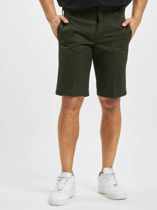 Dickies Shorts Slim Straight Work oliven