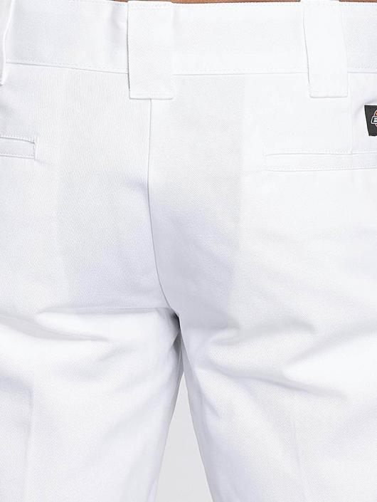 Dickies Shorts Slim Straight Work weiß