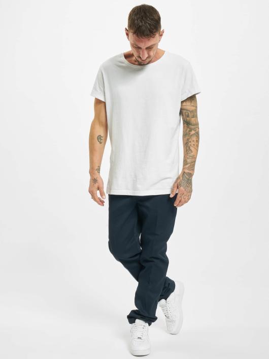 Dickies Spodnie wizytowe Slim Fit Work niebieski