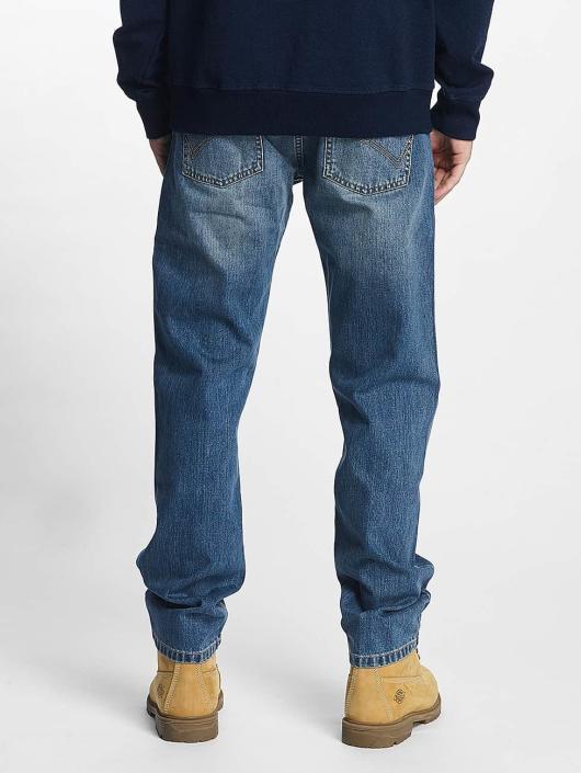 Dickies Straight Fit Jeans Michigan blå