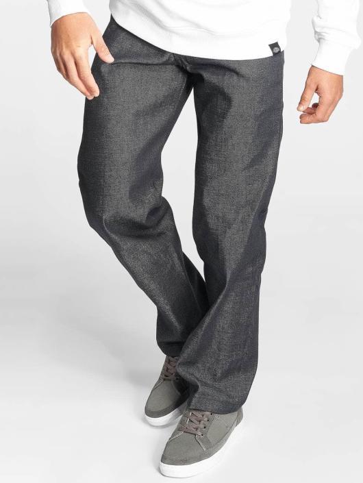 Dickies Straight Fit Jeans Jeans Work blå