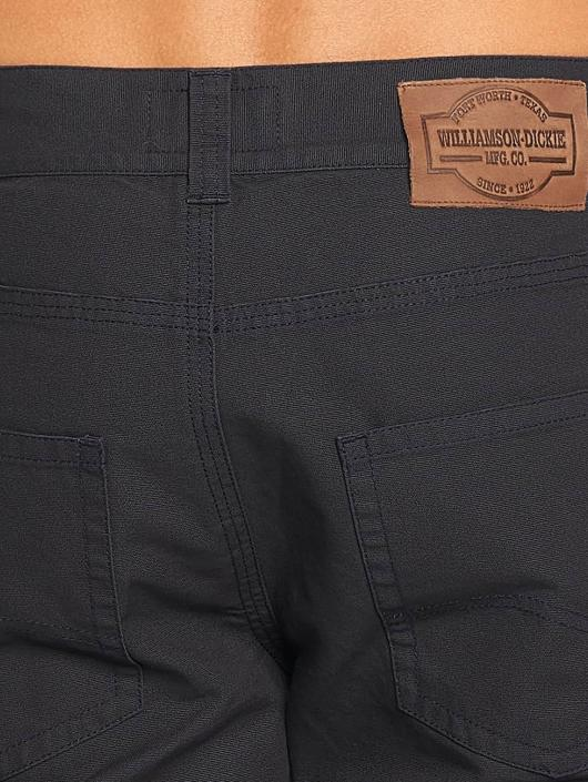 Dickies Straight Fit Jeans Alamo blau