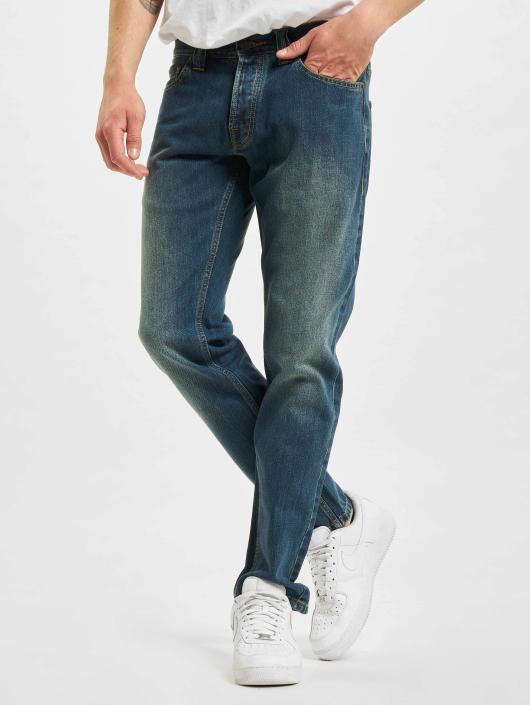 dickies herren straight fit jeans north carolina in blau. Black Bedroom Furniture Sets. Home Design Ideas