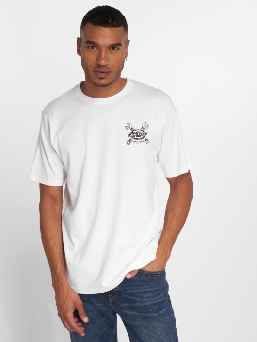 Dickies T-paidat Toano valkoinen