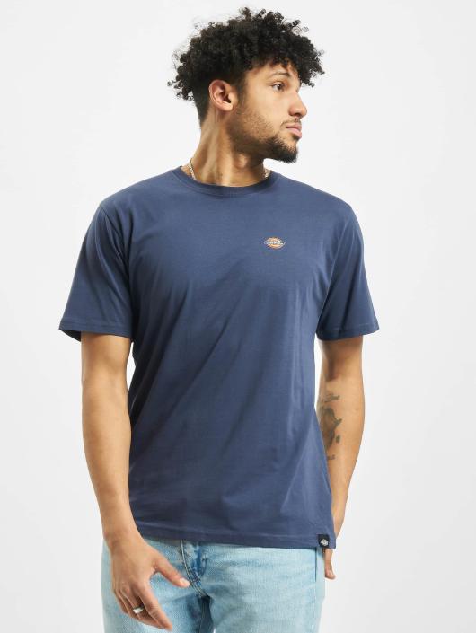 Dickies T-Shirt Stockdale bleu