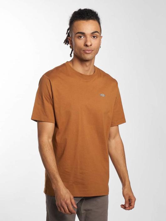 Dickies T-Shirt Stockdale braun