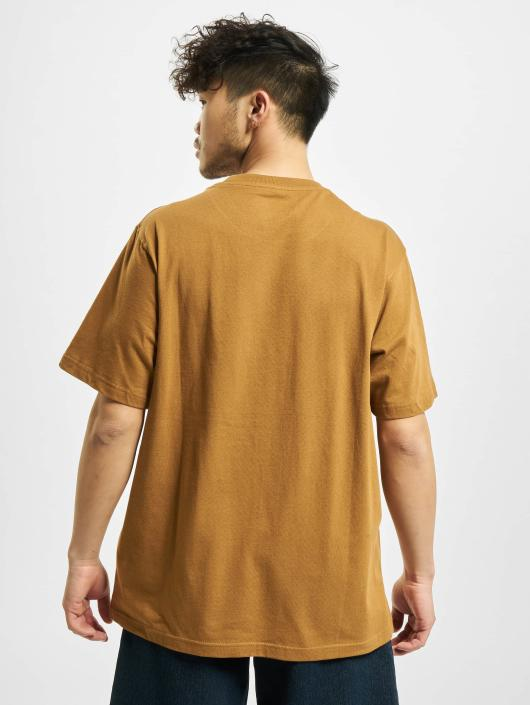 Dickies T-Shirt Horseshoe brown