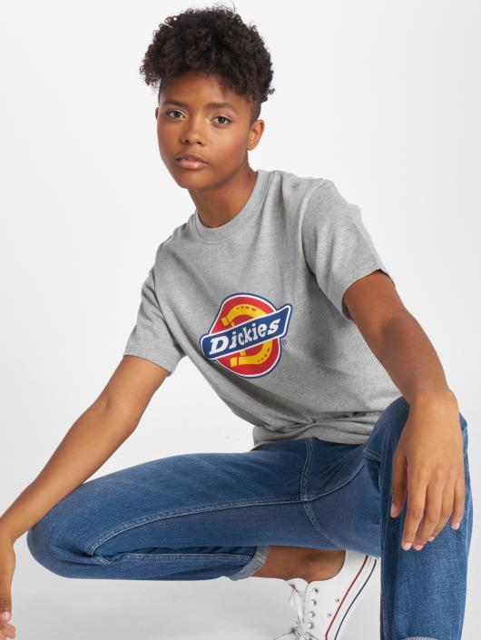 Dickies T-Shirt Horseshoe grey