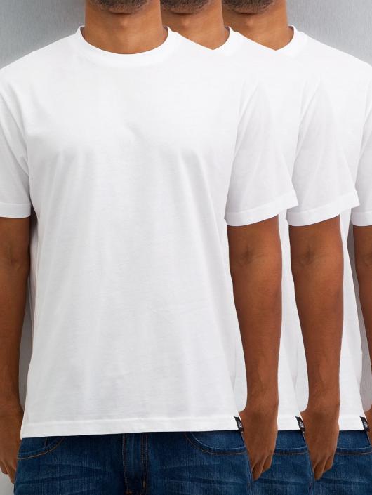 3f29b002fcf179 Dickies Herren T-Shirt 3er-Pack in weiß 50141