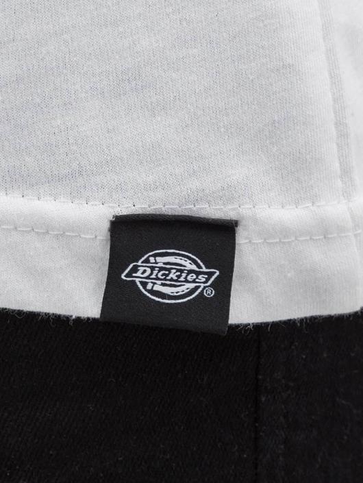 Dickies T-Shirt V-Neck 3er-Pack white