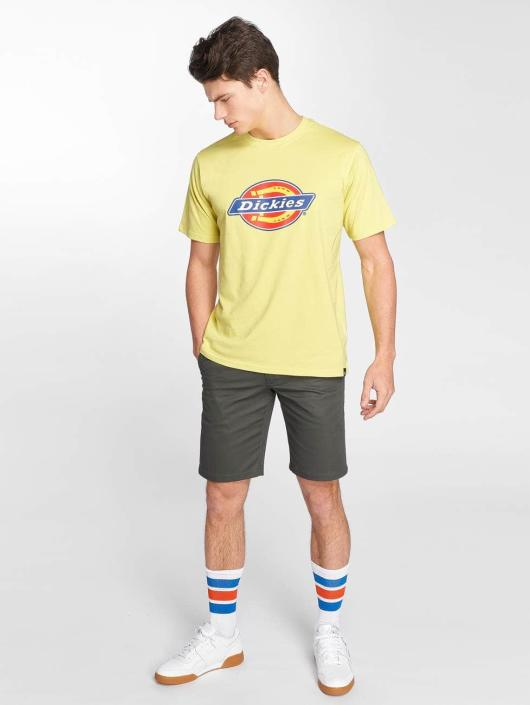 Dickies T-Shirty Horseshoe zólty
