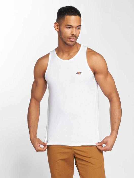 Dickies Tank Tops Wickett bialy