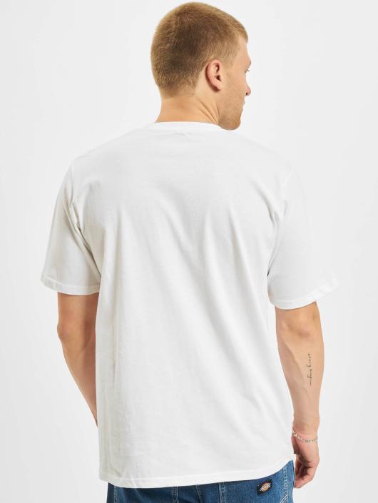 Dickies Tričká Horseshoe biela
