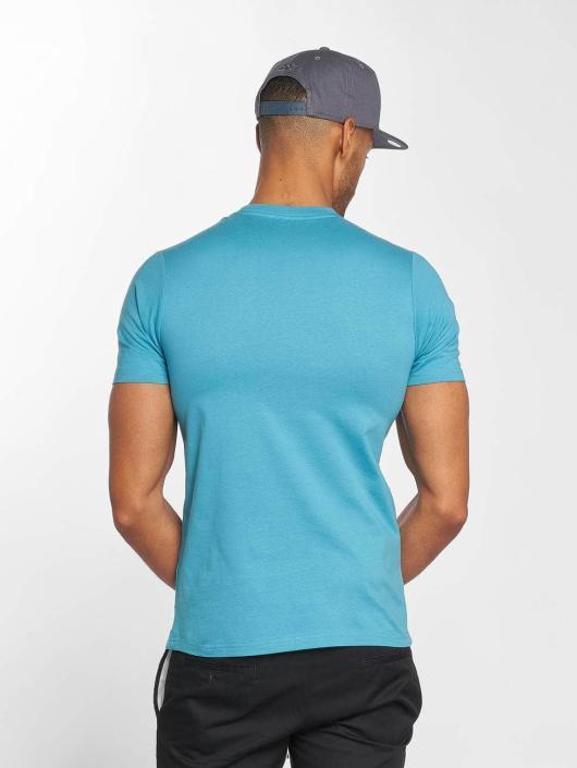 Dickies Tričká Stockdale modrá