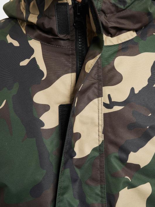 Dickies Winterjacke Cornwell camouflage