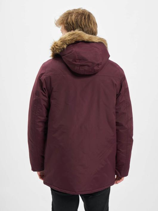 Dickies Winterjacke Curtis rot