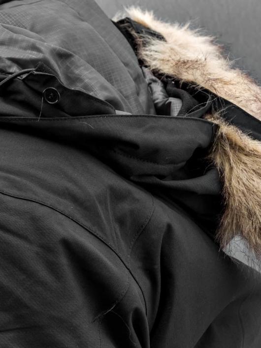 Dickies Winterjacke Glen Haven schwarz
