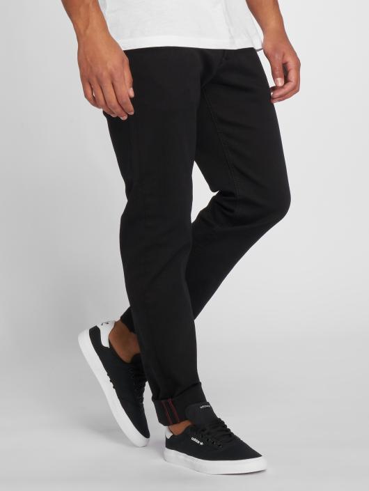 Diesel Slim Fit Jeans Larkee-Beex schwarz