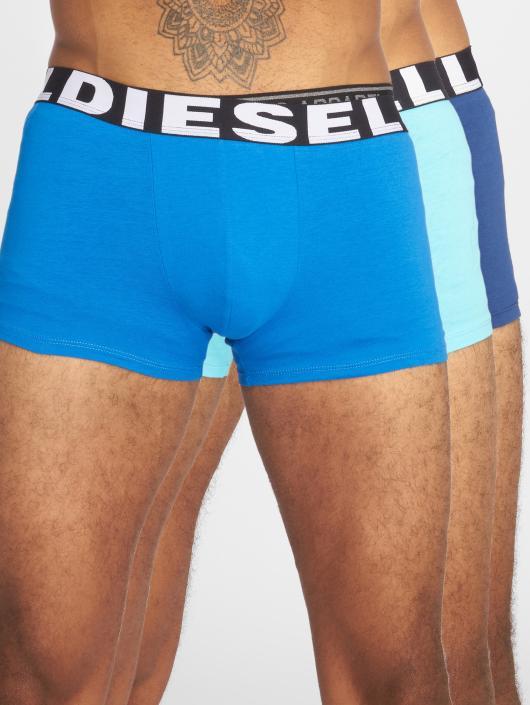 Diesel Underwear Umbx-Shawn 3-Pack blue