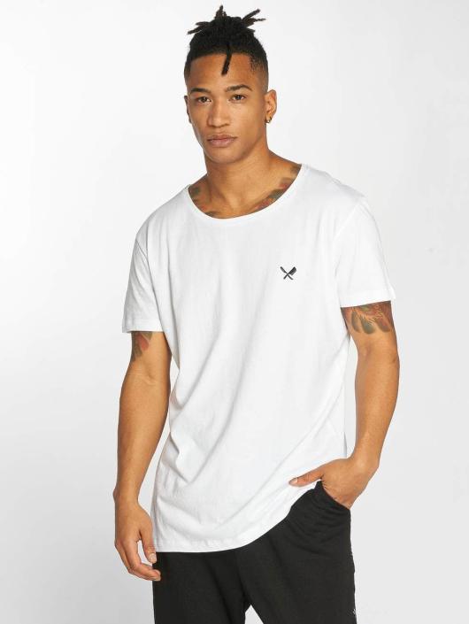 Distorted People Camiseta Grand blanco