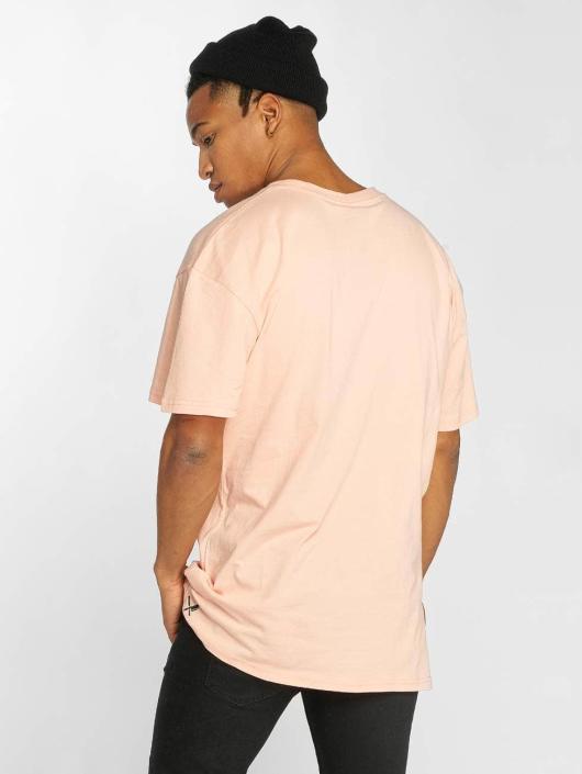 Distorted People Camiseta People Exile rosa