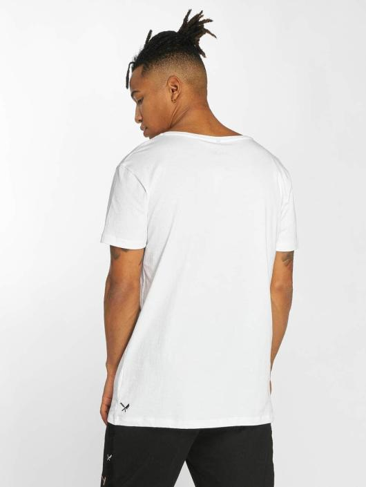 Distorted People T-paidat Grand valkoinen