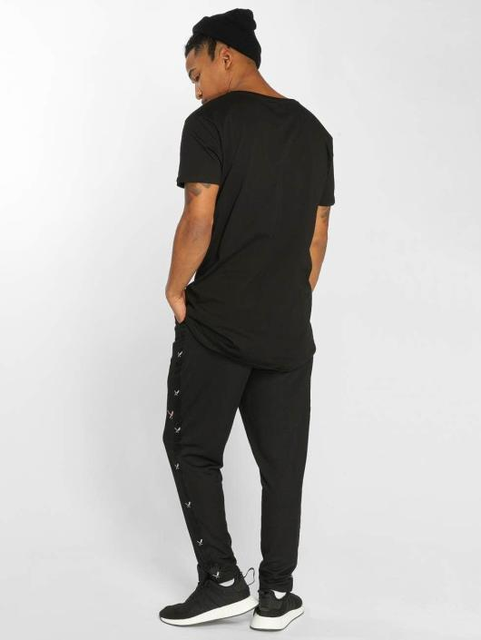 Distorted People T-Shirt Grand schwarz