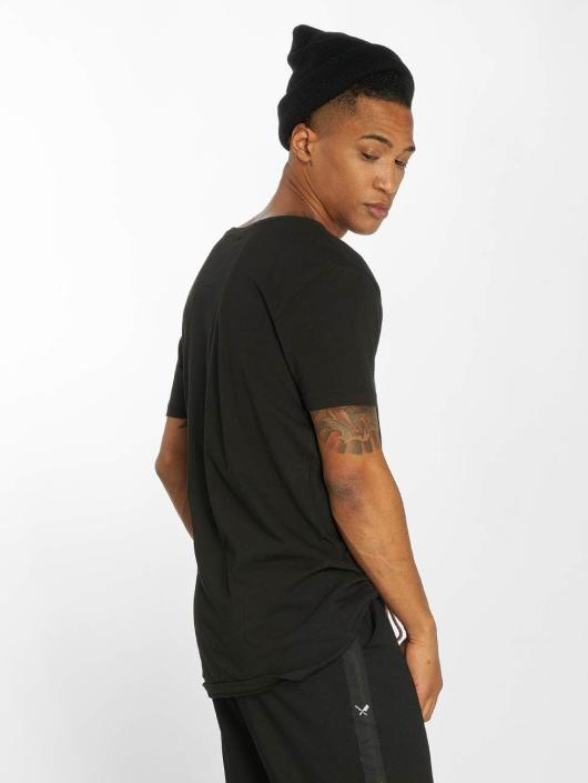 Distorted People T-skjorter Grand svart