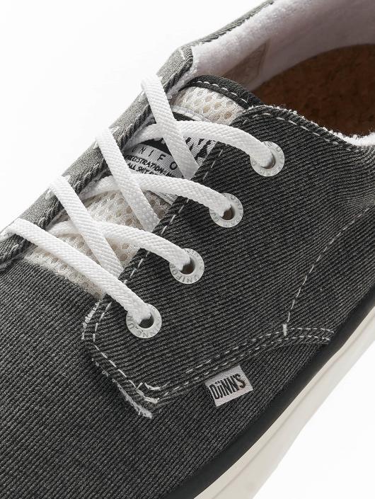 Djinns Baskets Nice Stripe Jersey gris