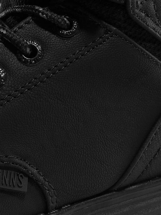 Djinns Baskets Wunk Fur Light noir