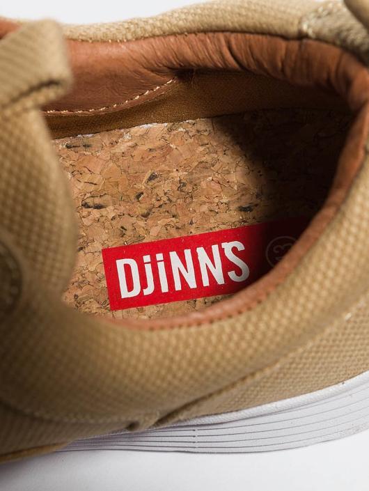 Djinns Sneakers Forlow Light Canvas béžová