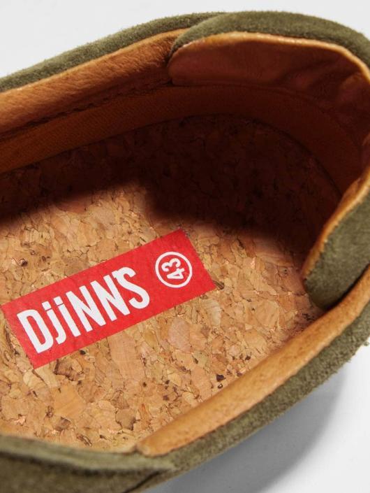 Djinns Sneakers Awaike oliwkowy